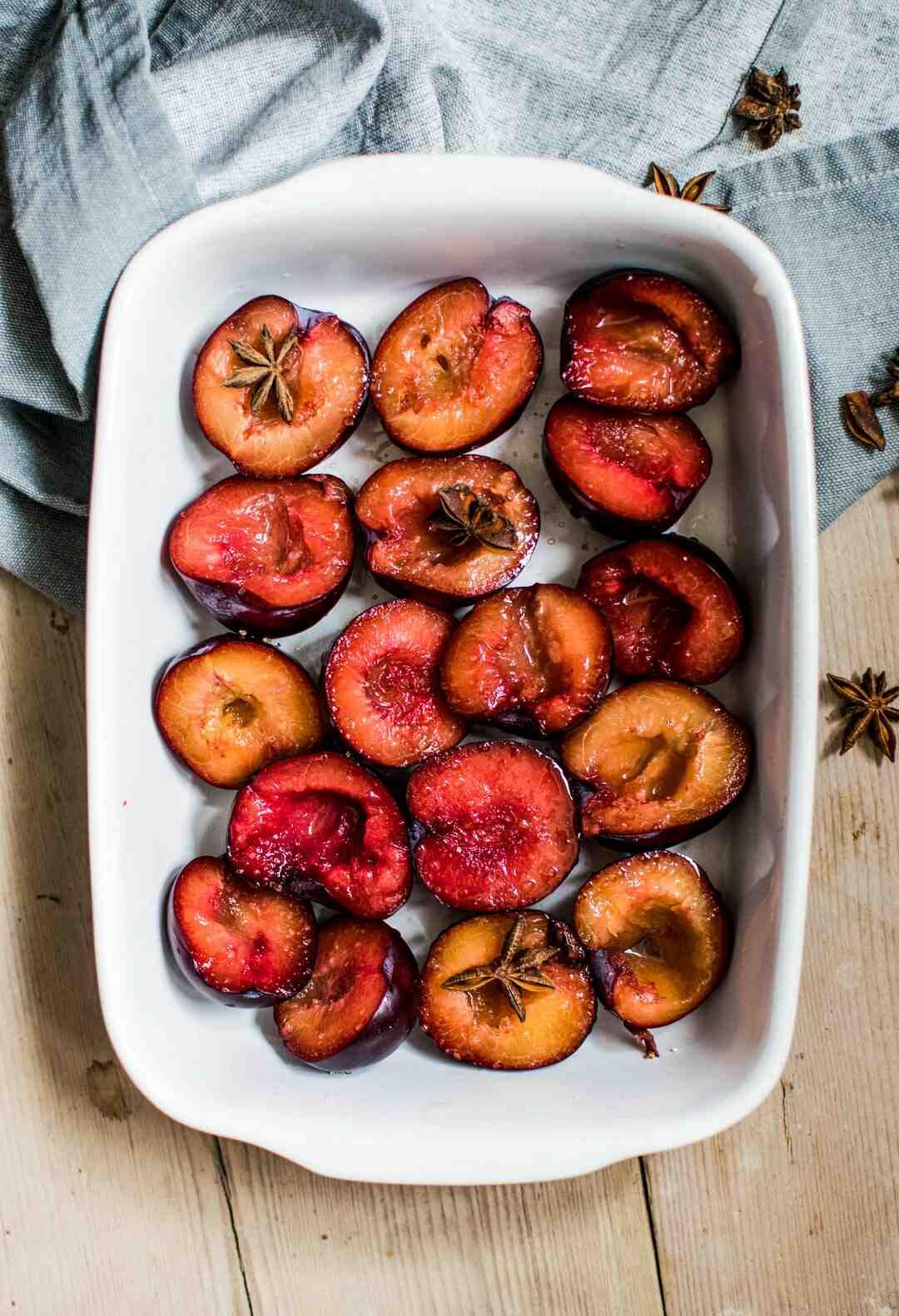Comment conserver des prunes