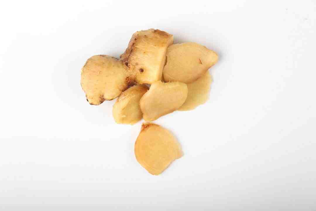 Comment émincer du gingembre