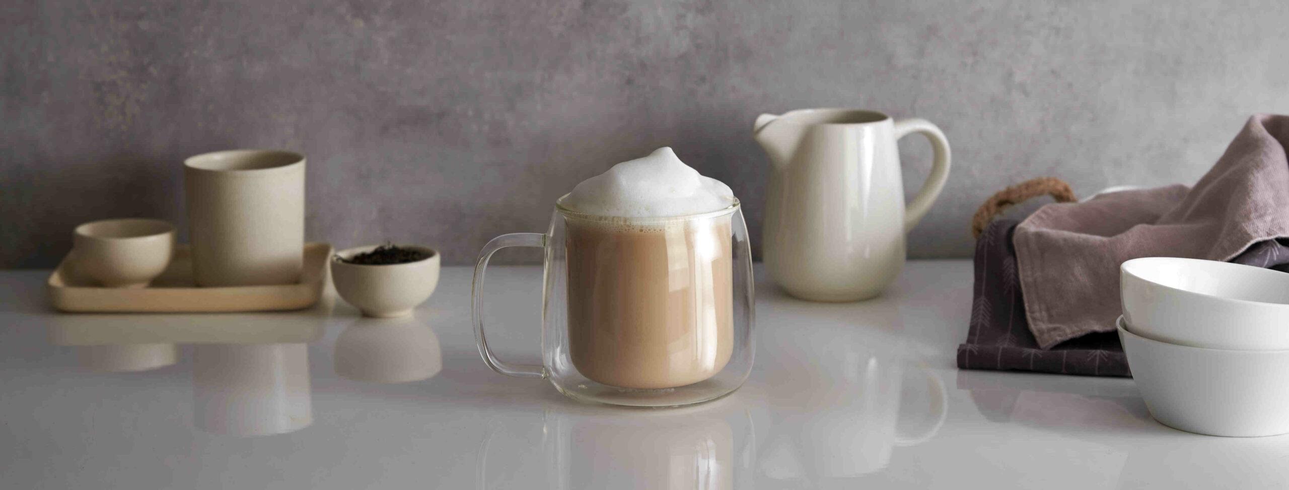 Comment faire un café latté