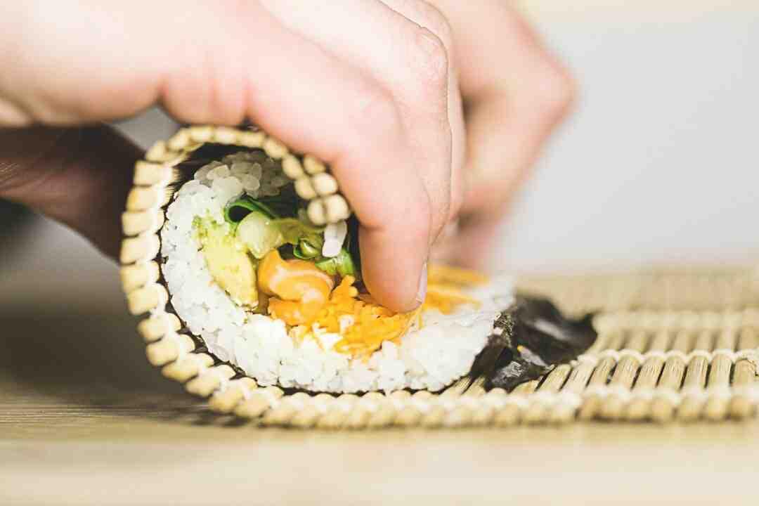 Comment manger des sushis