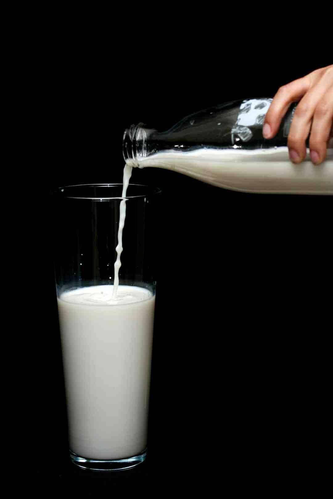 Comment préparer du lait chocolaté