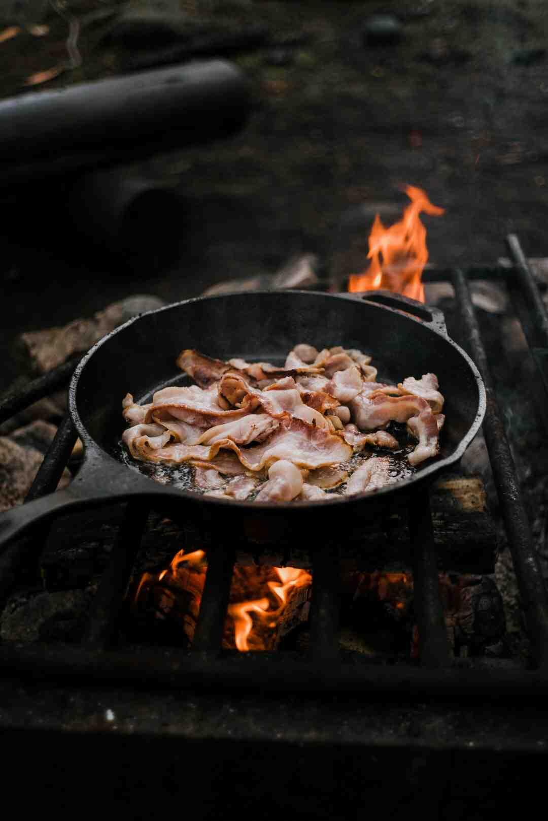 Comment cuire du bacon au four Micro-ondes ?