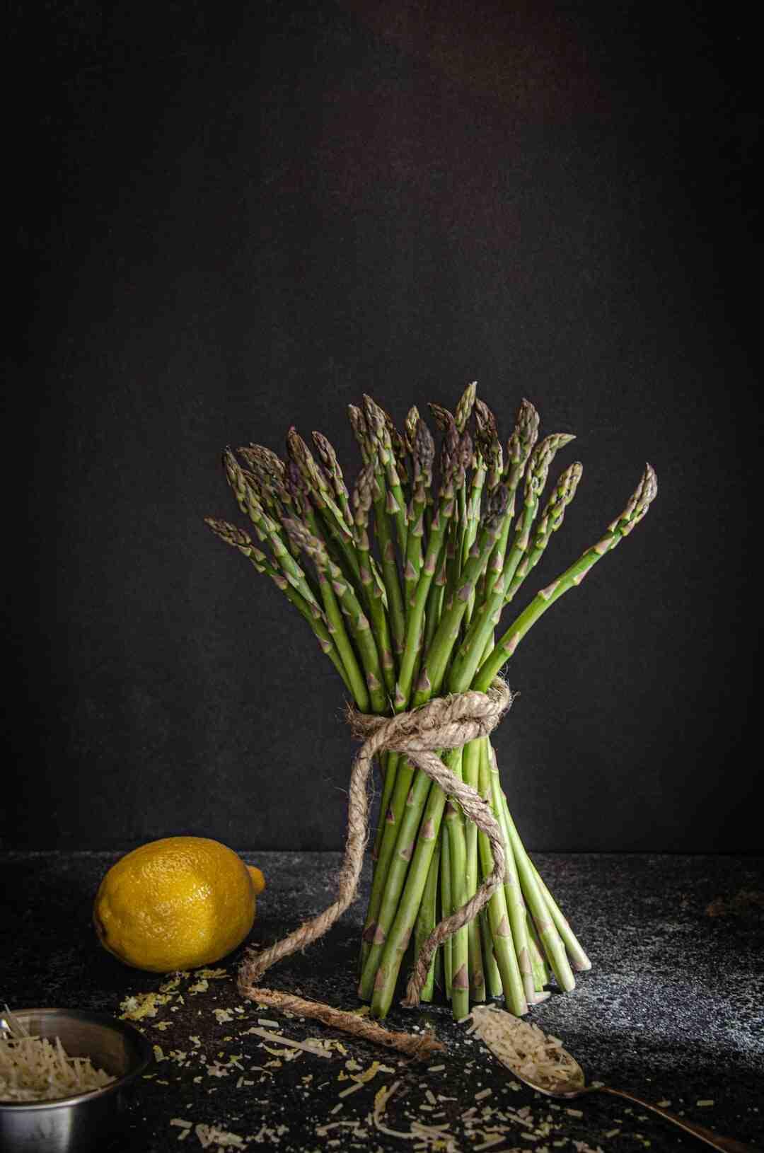 Quand manger des asperges blanches ?
