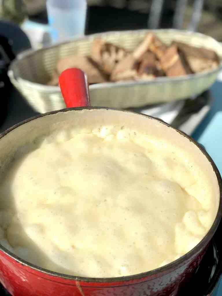 Comment faire une fondue